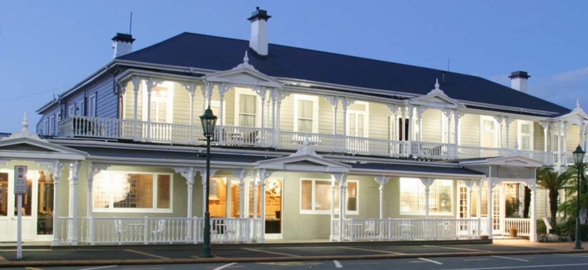 Bed & Breakfast - Princes Gate Rotorua