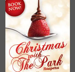 Christmas with The Park Hotel, Ruapehu