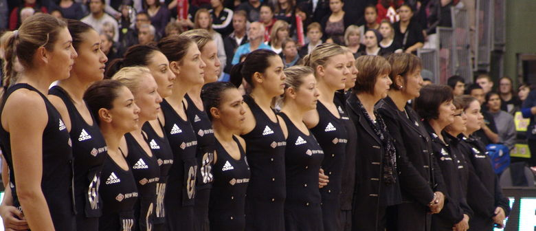 Silver Ferns vs England – New World Netball Series <br> - 28th October 2014